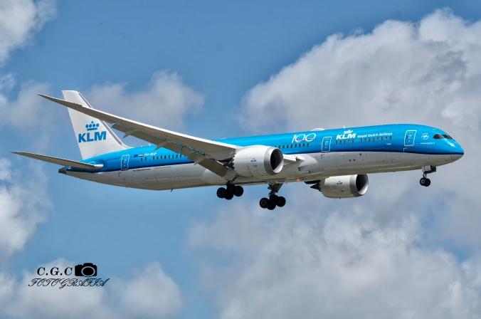 PH-BHP KLM 789